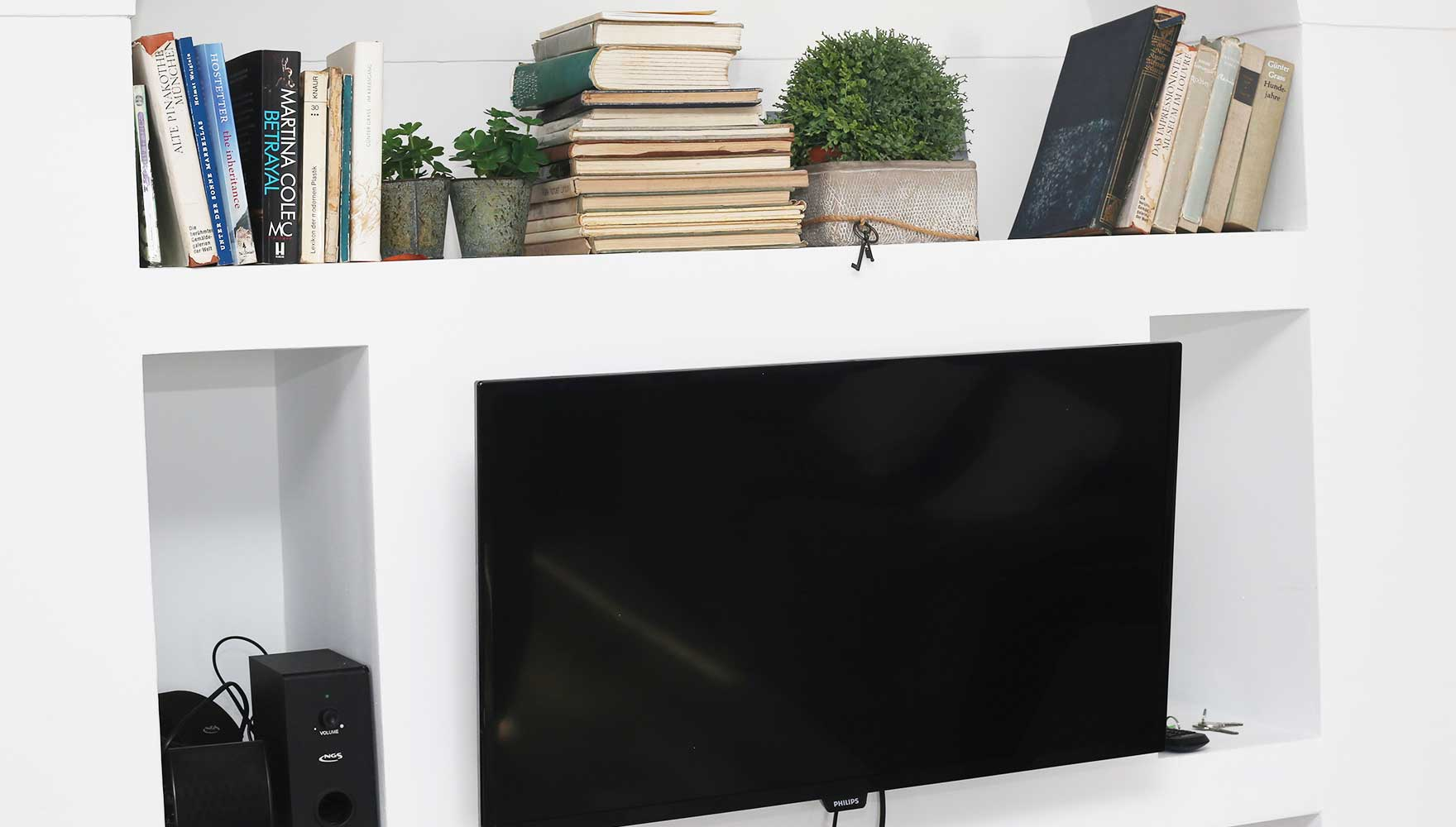 detail TV